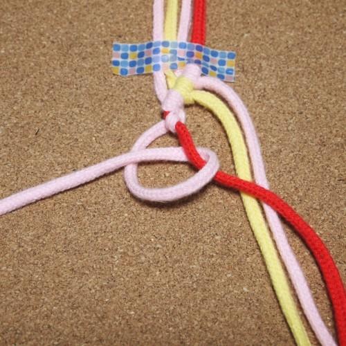 巻き結び 編み方 結び方 手作り